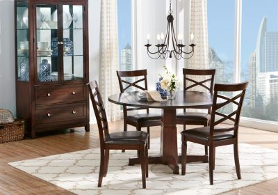 Shop For Affordable Round Dining Room Sets At Rooms To Go Interesting Dining Room Sets Online Decorating Design