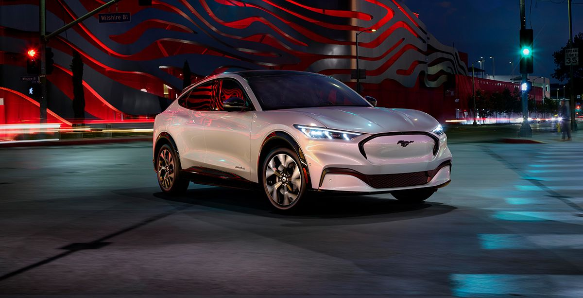 2020 Mustang Mach-E All-Electric SUV — urdesignmag