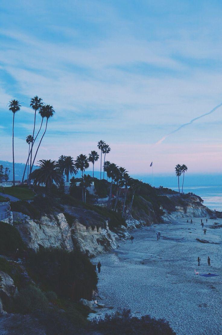 Laguna Beach California Summer