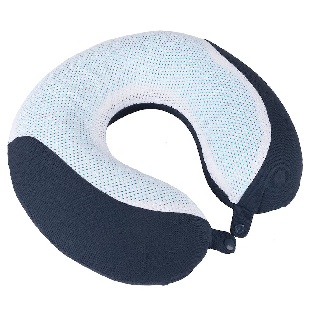Portsmouth Home Cooling Gel Memory Foam Travel Pillow In 2019