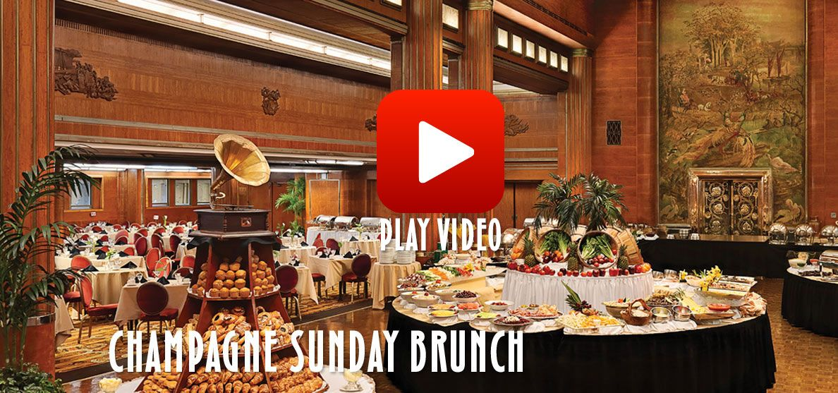 Champagne Sunday Brunch Long Beach | Queen Mary Hotel | Voted Best Brunch in Long Beach