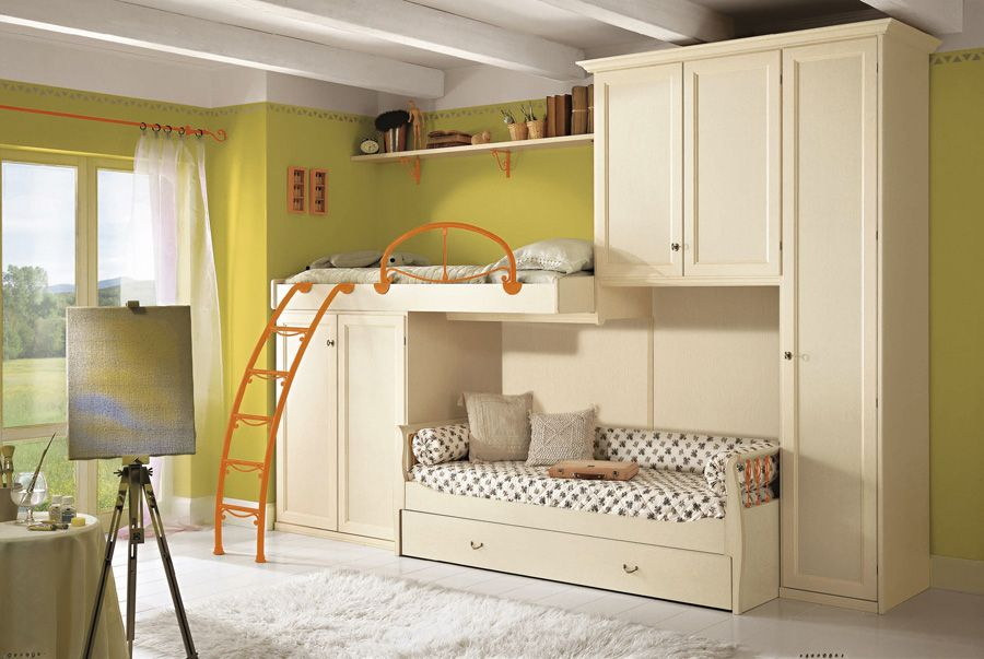 Pentamobili Camilla ~ Prop pentamobili camilla bunk beds kitchen furniture