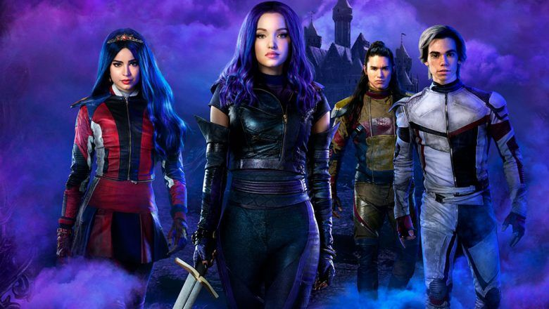 Descendants 3 #descendants3