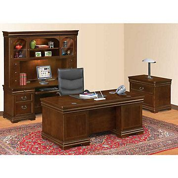 Ofg Ex0009 Home Office Furniture Sets Executive Desk Set Desk