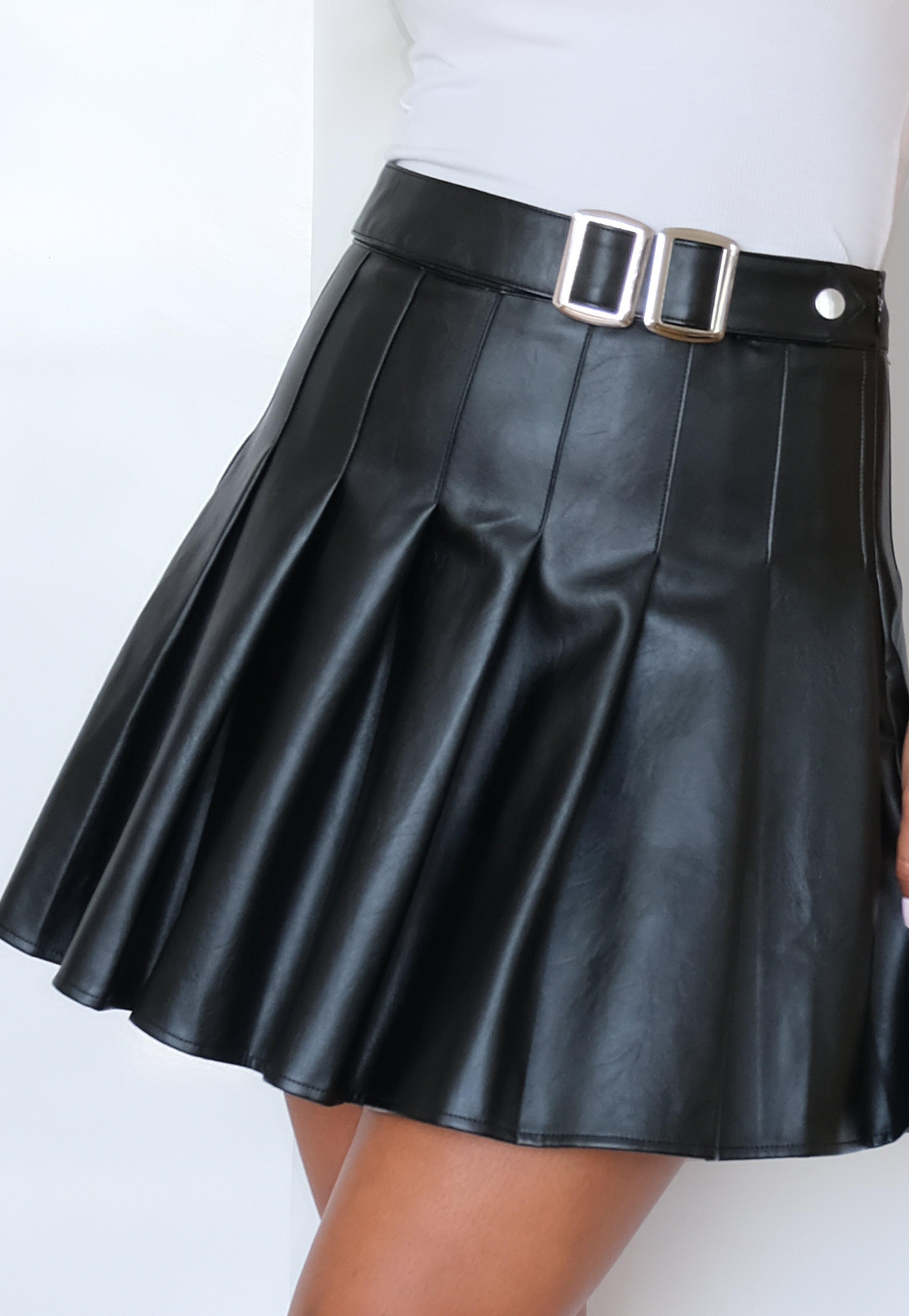 Black Leather Skirt Belt Leather Skirt Belt Skirt Leather Belt Fashion Accessories Leather Accessories