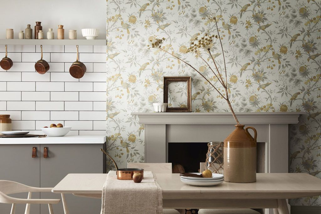 Wallpaper Can Be An Important And Practical Part Of Decorating