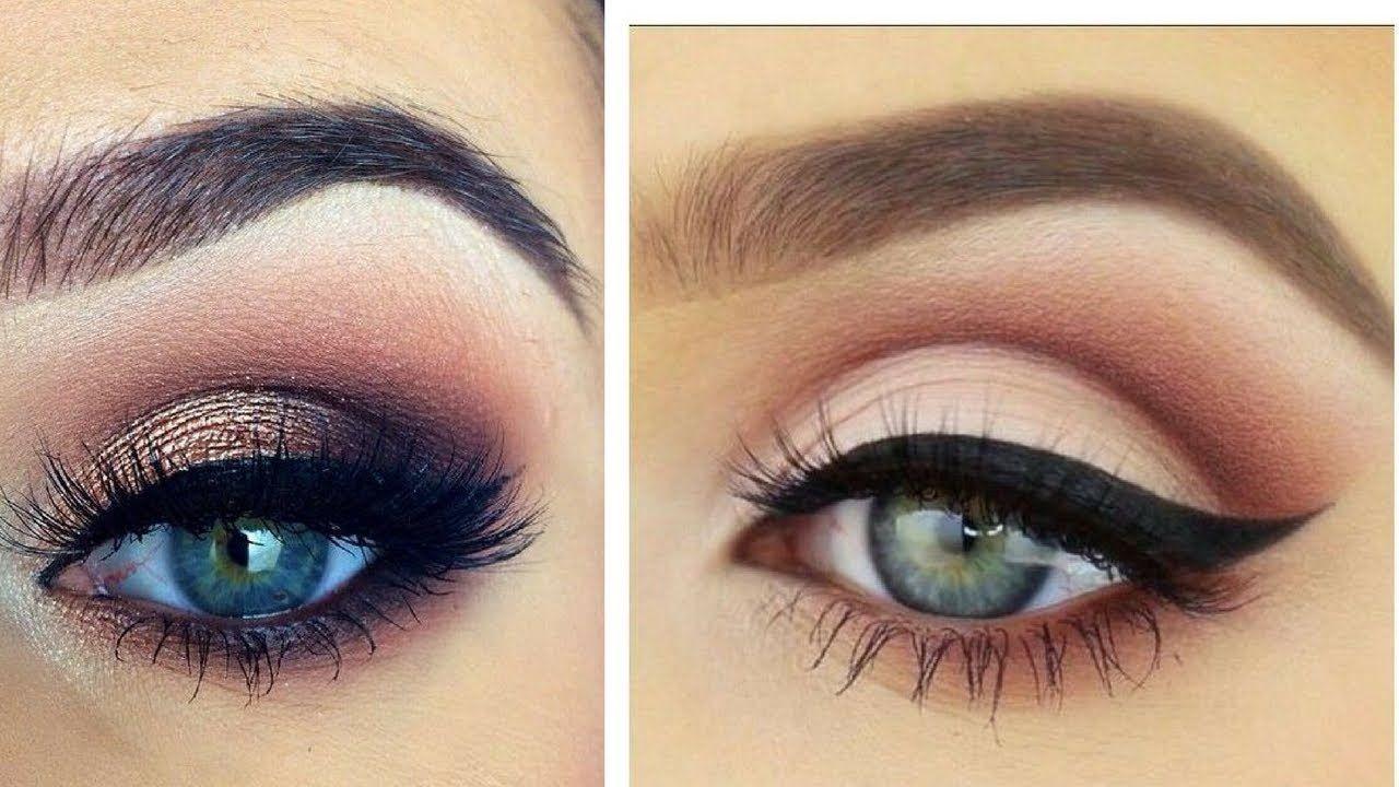 Soft Everyday Eye Makeup Tutorial Smokey Eye Makeup Tutorial
