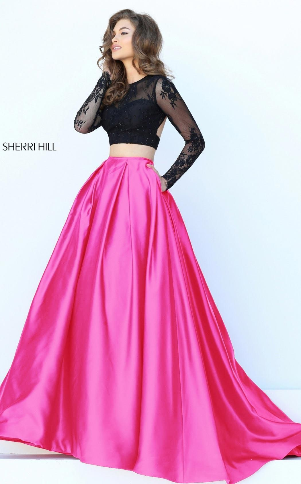 Sherri Hill 50357 | Vestido de gala y Vestiditos