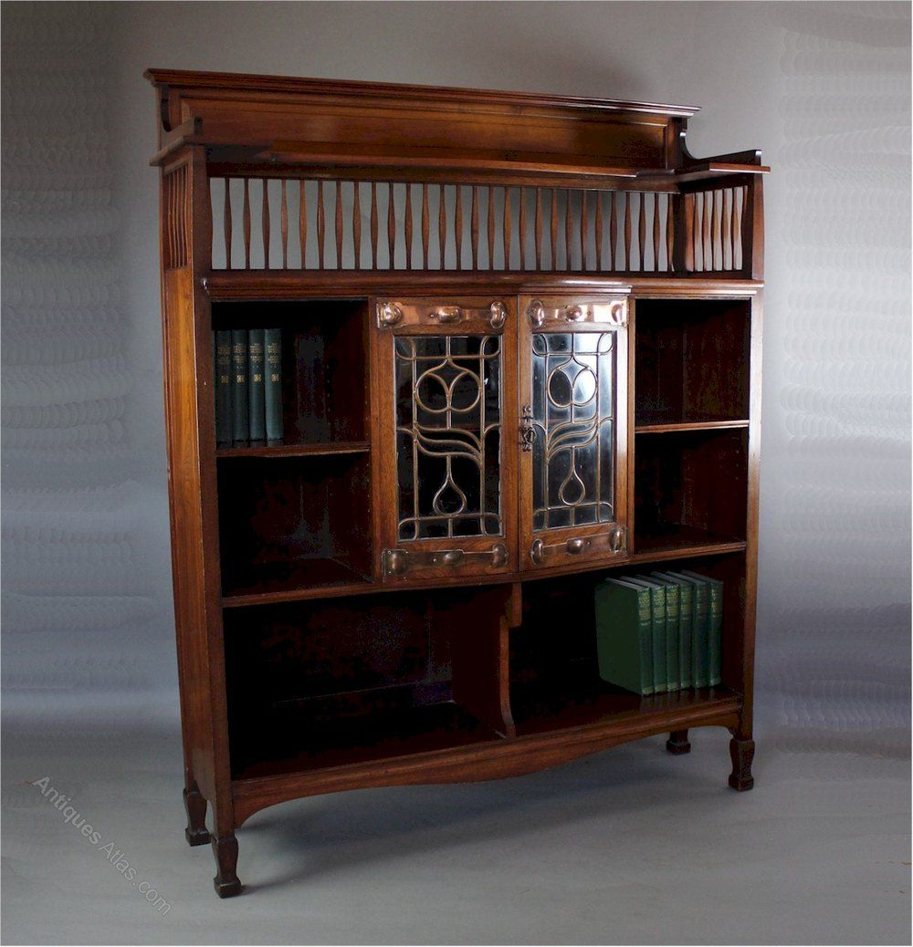 Lovely Book Cabinet with Doors