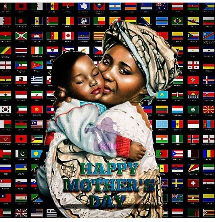 Happy Mother's Day from We Yone African Market & Produce