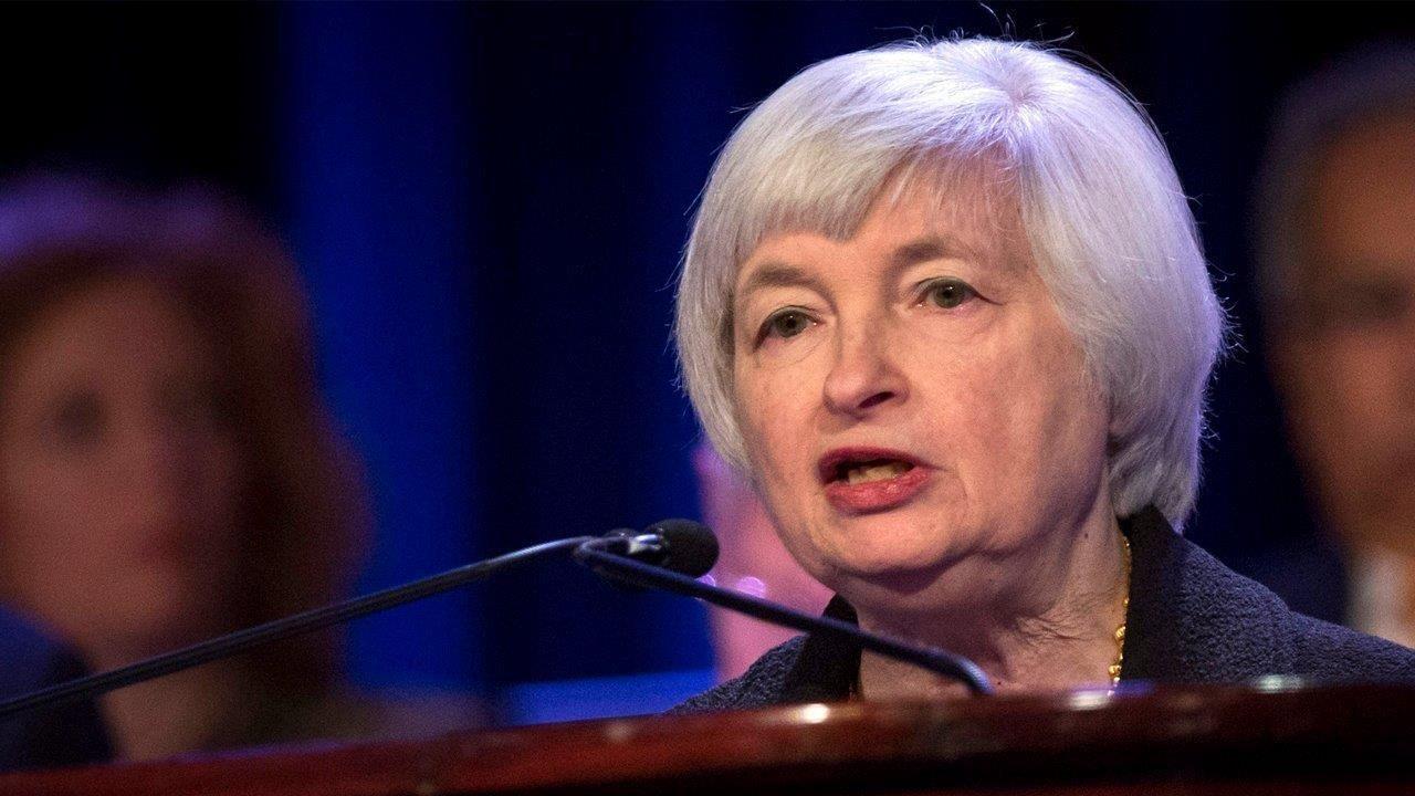 Fed Chair Janet Yellen At Jackson Hole U S Banks Are Safer Jackson Hole Jackson Janet Yellen