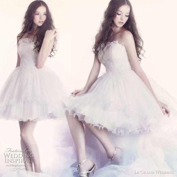Le Grand Wedding Dresses | Ballet wedding dresses, Wedding dress ...