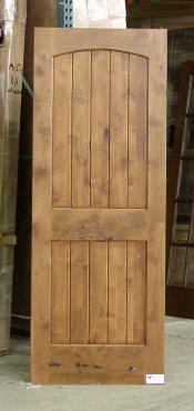 Knotty alder doors | Wood doors interior, Knotty alder ...