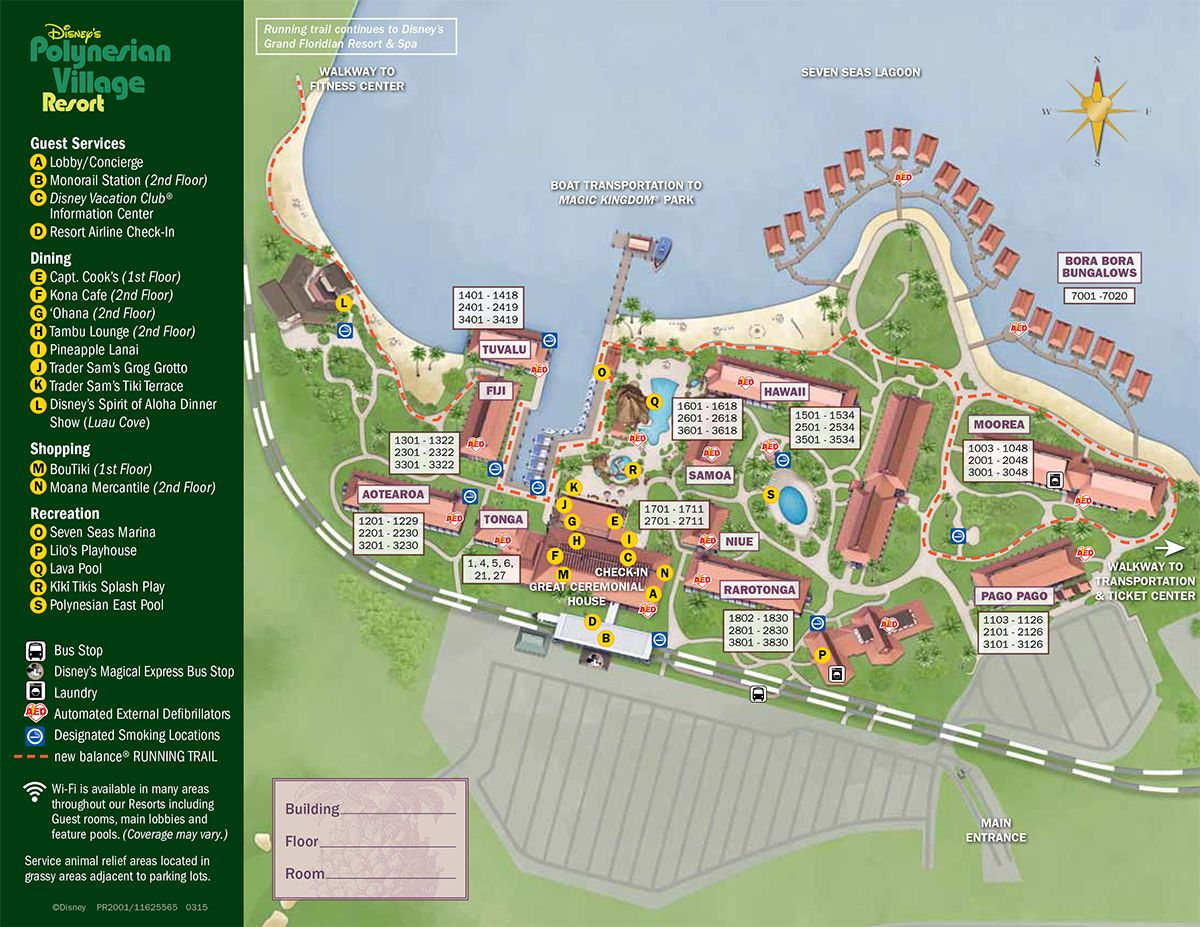 Polynesian Village Resort Tips And Information You Need To Know