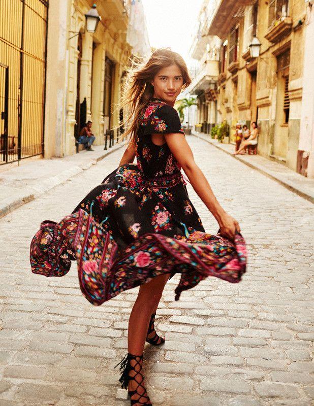 a5f5e0c21d BellFlower Summer Boho Dress