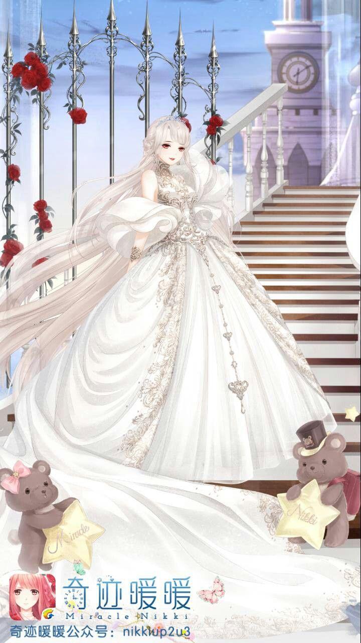 White princess Công chúa, Hình ảnh, Cô dâu