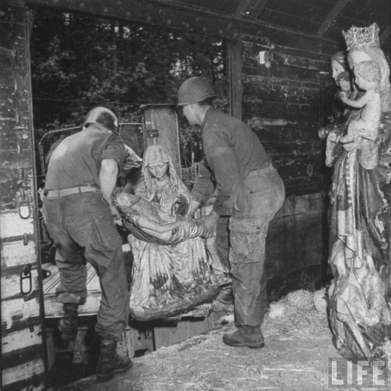 Goering et la 101ème : Forces américaines