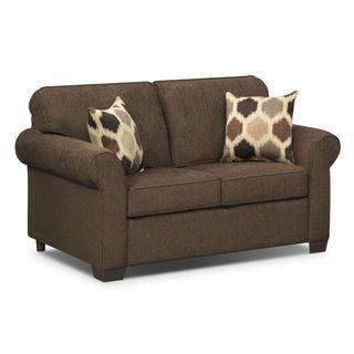 Fletcher II Twin Memory Foam Sleeper Sofa Value City Furniture