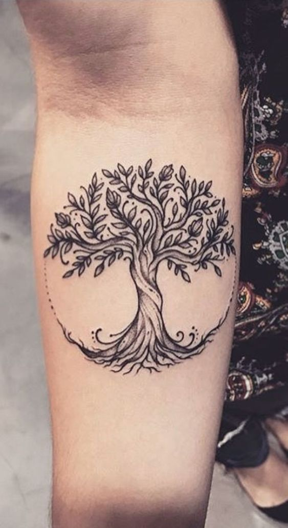 Brechen Sie Tattoo Ideen Baum des Lebens  Tinte Ihr Leben | Tattoos  #Break #Ideas #    #tattooimage