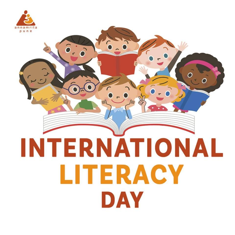 A Child Who Read Will Be An Adult Who Thinks Literacy Day