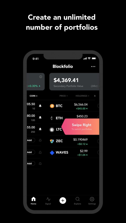 Cryptocurrency Tracking App Blockfolio Raises 11.5