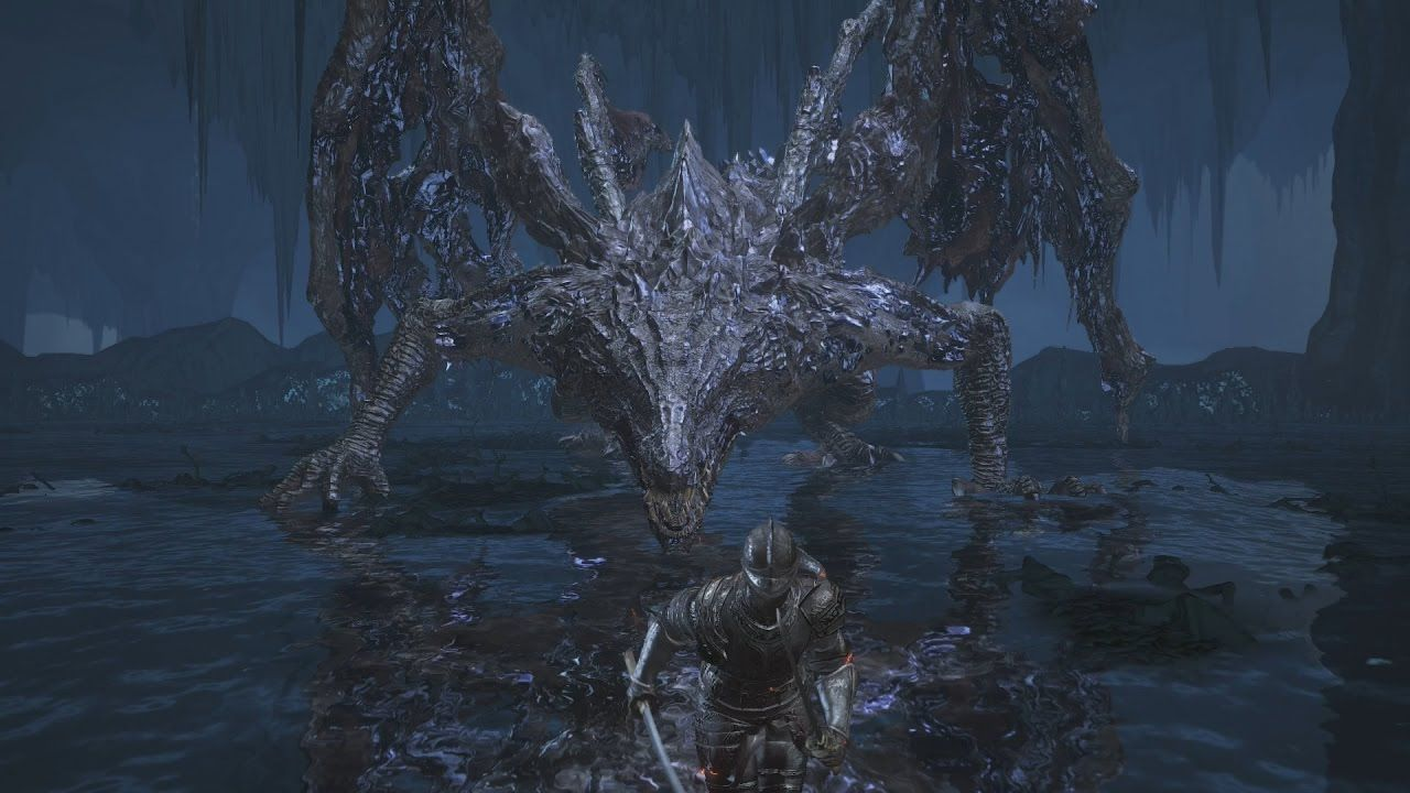 Dark Souls 3 Where To Find And How To Defeat Darkeater Midir