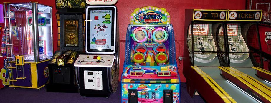 Party Fantasy Mundelein indoor amusement park Kids