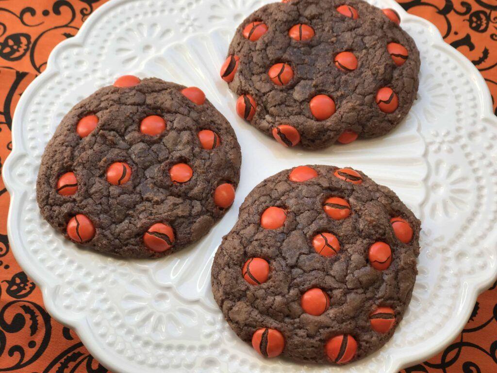 Brookies: Easy Halloween Brownie Mix Cookies Recipe