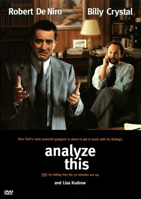 Anlat Bakalim Analyze This Izle Izleme Film
