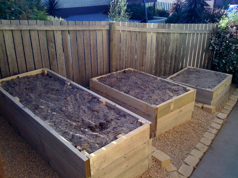 Spring Gardening Project Build a DIY vegetable planter box