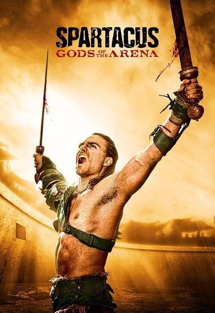 Spartacus: Gods of the Arena · Season 1   Les saisons