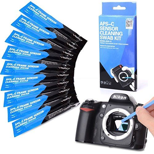 Dslr Slr Digital Camera Apsc Sensor Ccdcmos Cleaning Kits 10 X 16mm Sensor Cleaning Swab Find Out More About The Great Digital Camera Dslr Lens Video Camera