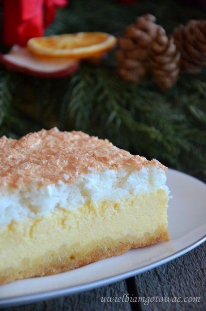 Sernik Pod Kokosem Uwielbiam Gotowac Culinary Recipes Cake Recipes Baking