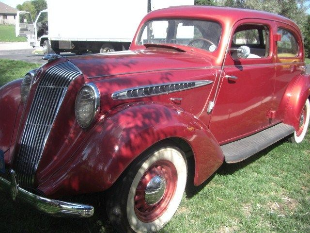 1936 Hupmobile 618g Cool Old Cars Vintage Cars Classic Cars