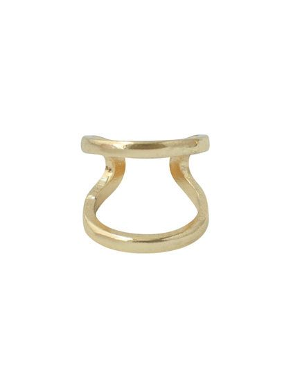 Double Up Midi Ring by Jules Smith at Gilt