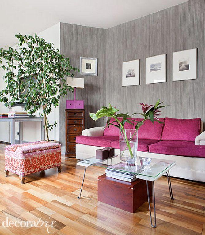tapiz gris y negro muebles - Buscar con Google