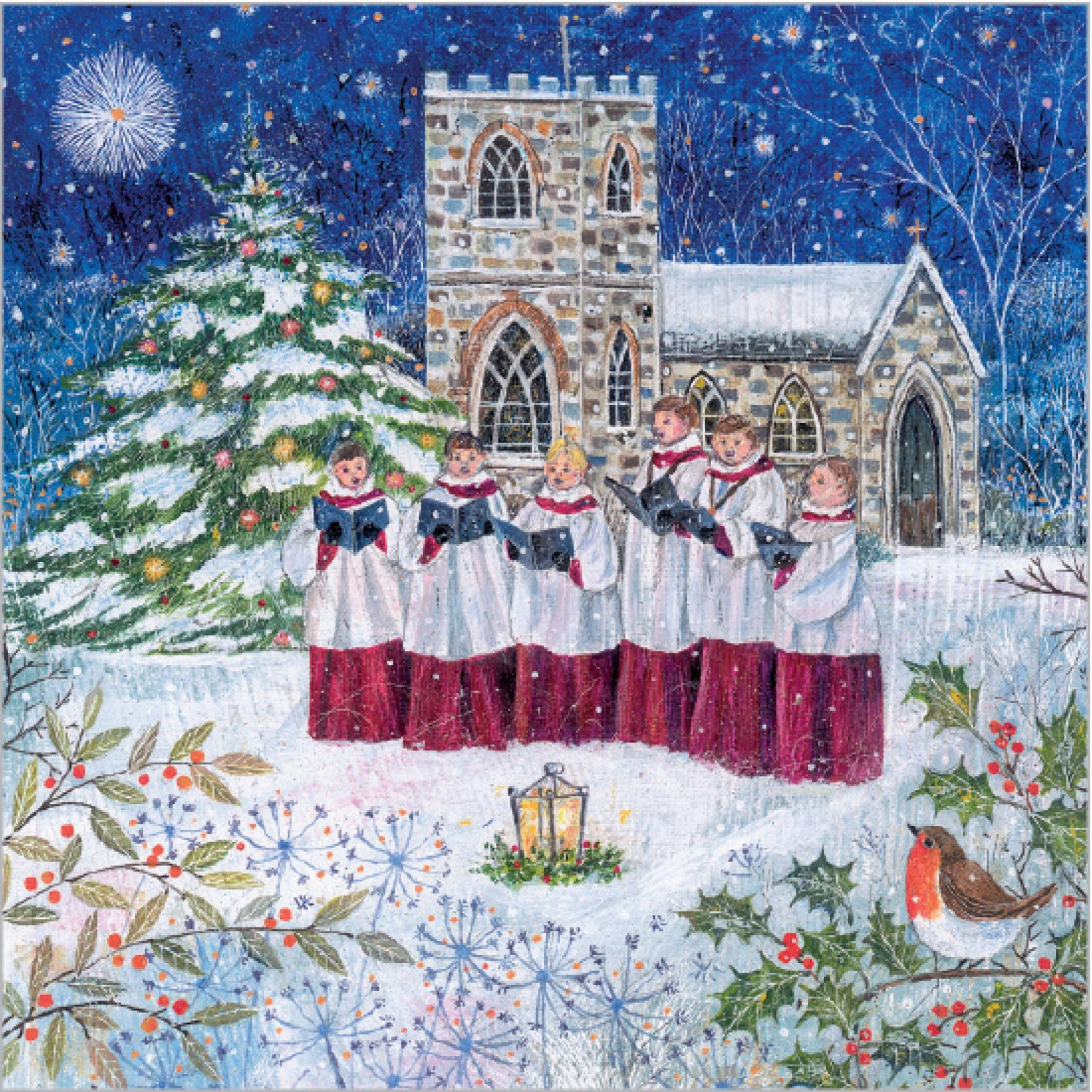 11 Singing Christmas Cards in 2020 Singing christmas