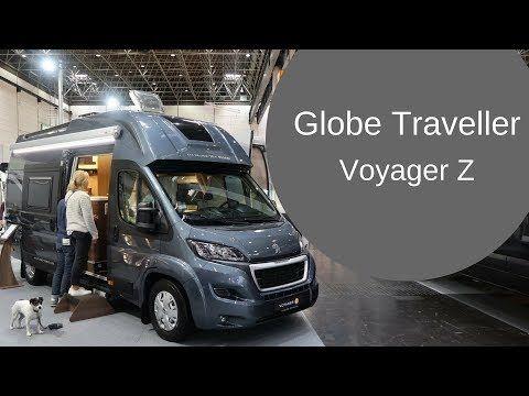 (19) Globe Traveller Voyager Z at Caravan Salon Düsseldorf