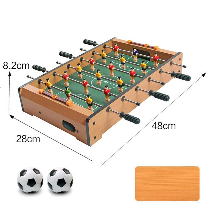 Foosball Table Soccer Football Indoor Family Game Sports Kids Boys Toy Gift 42 99 Football Table Id Family Games Indoor Football Board Game Boy Toy Gifts