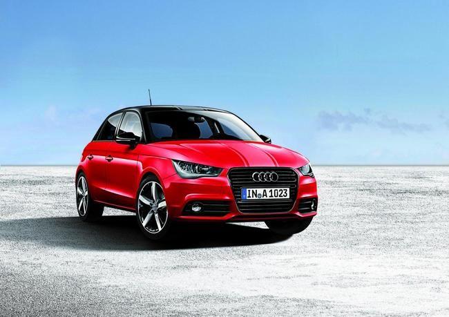 Audi A1 Amplified La Estetica Deportiva Por Niveles Audi A1