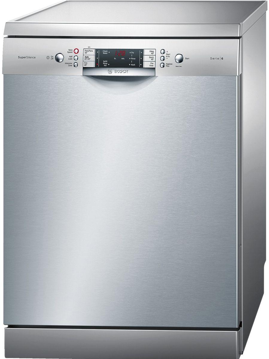 Bosch Sms68m38au Serie 6 Freestanding Dishwasher Best Rated