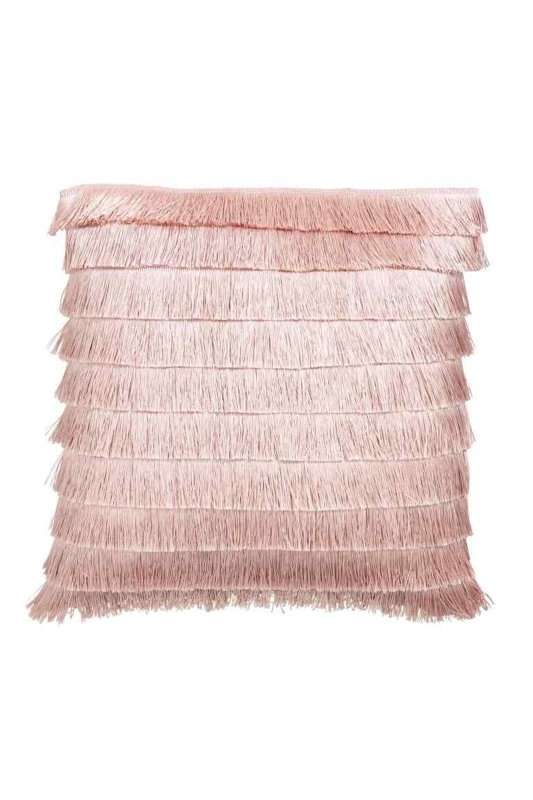 Photo of Fringed cushion cover