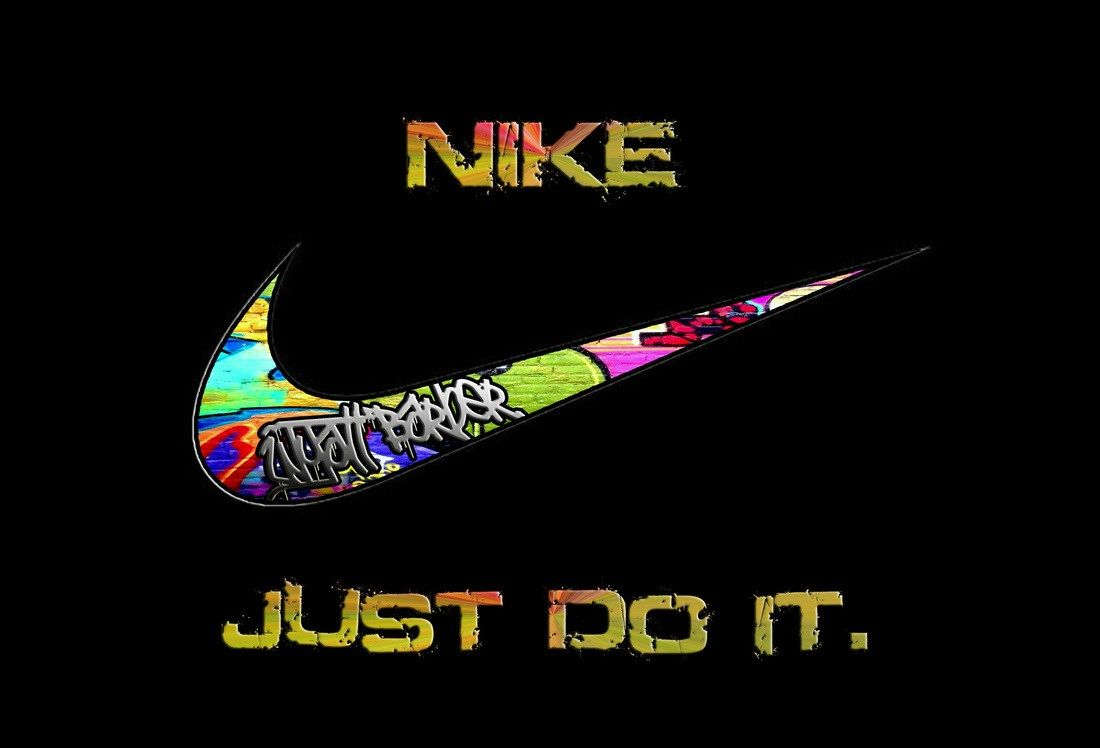 cool nike logo just do it wallpaper ololoshenka pinterest nike rh pinterest com cool nike logo images Just Do It Nike Logo