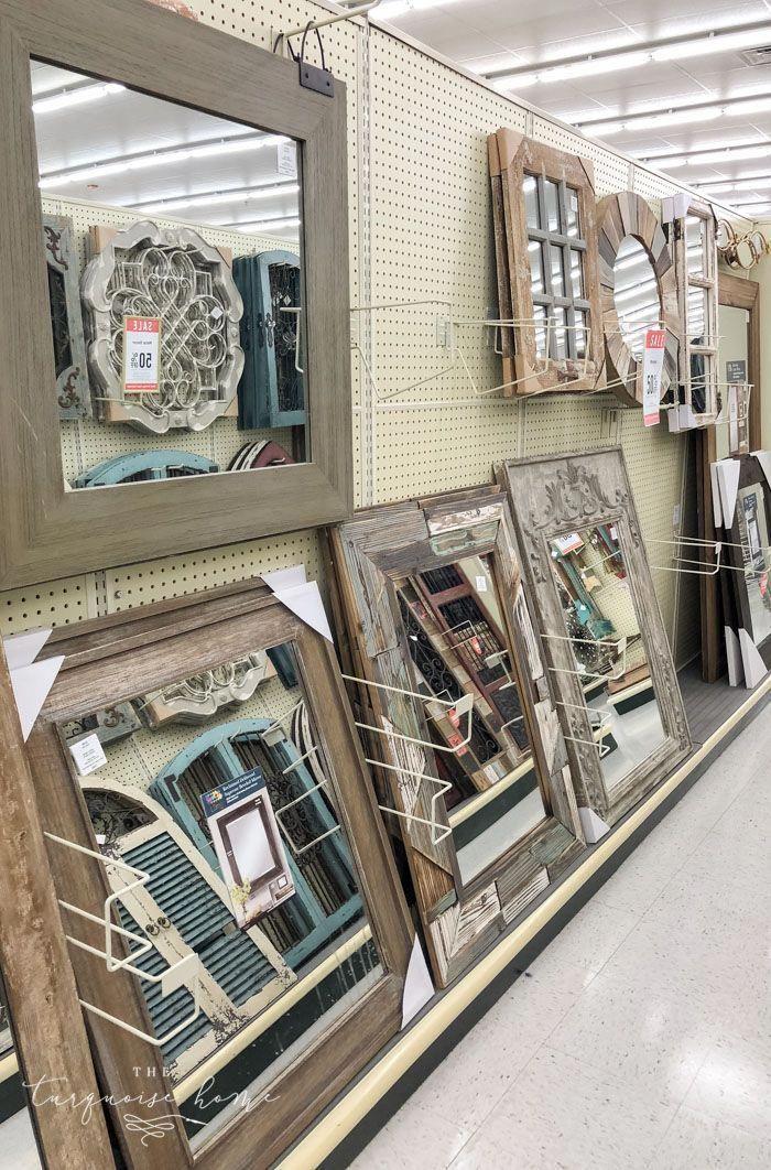 Photo of Riesenspiegel sind in der Hobby-Lobby so günstig. Sie sind perfekt als …