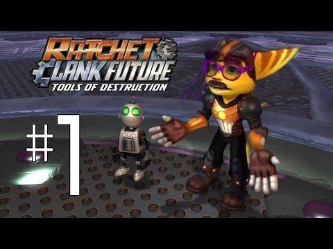 Ratchet Clank Future Tools Of Destruction Ratchet