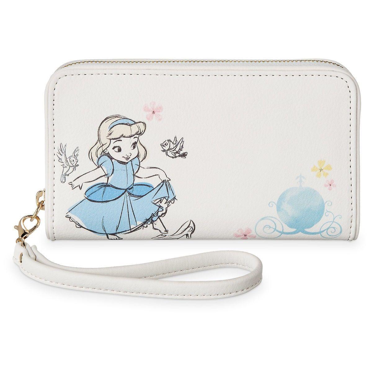mode designer sur des coups de pieds de prix compétitif Disney Animators' Collection Cinderella Wallet | Wallets in ...