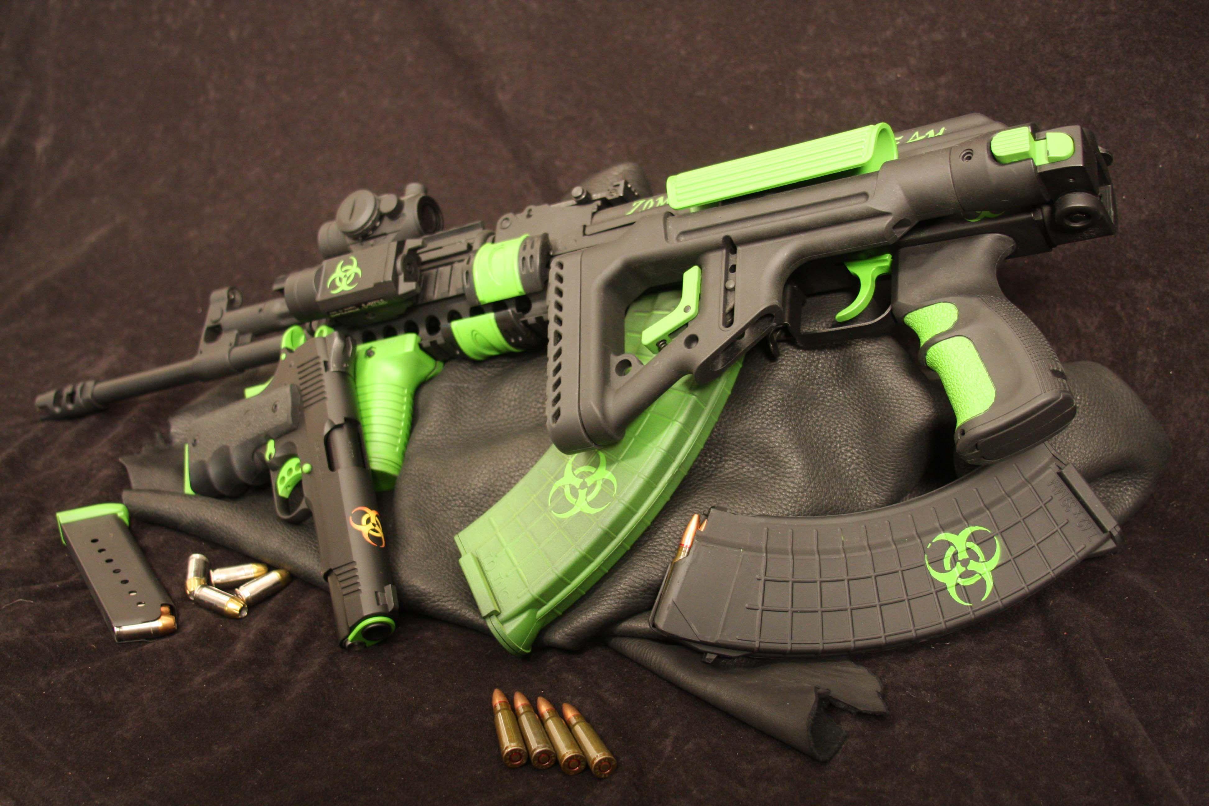 zombie ak 47 weapons pinterest ak 47 guns and weapons