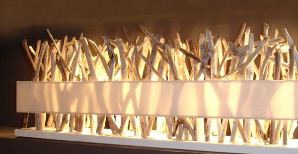 lampe bois flotté fabrication http://www.my-lampes.com/blog-lampe ...