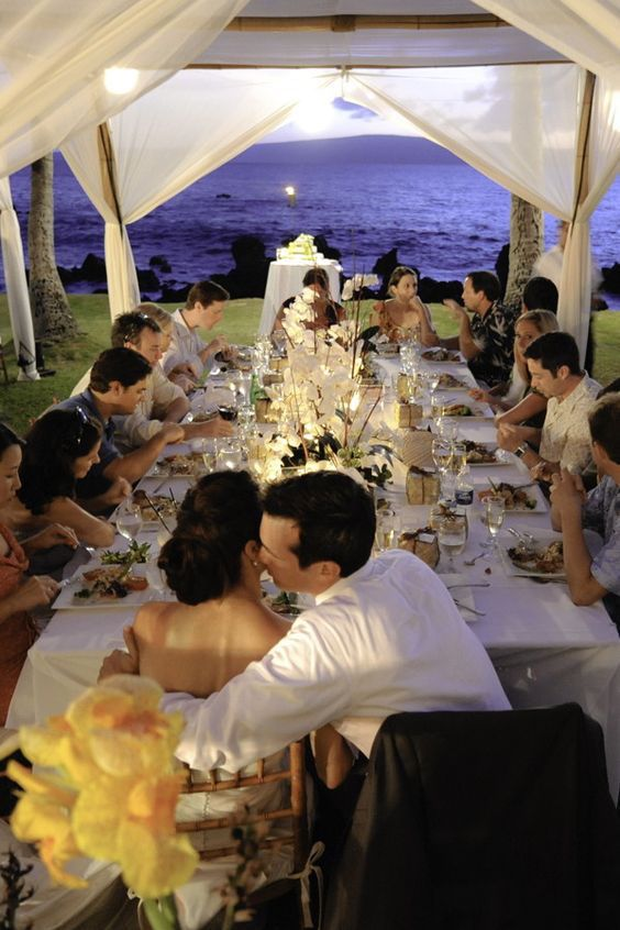 White Orchid Beach House Is A Perfect Location For Wedding Maui Hawaii Locations