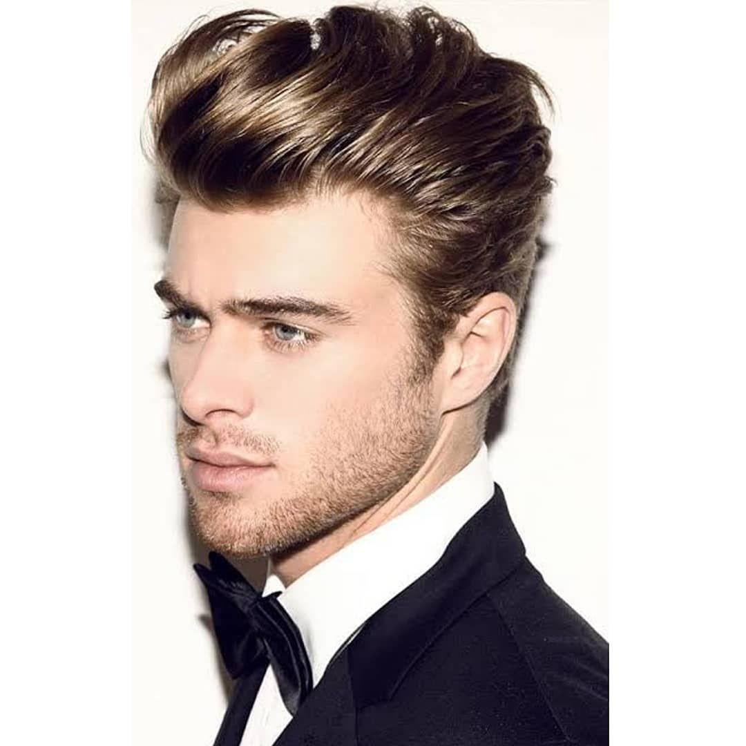 Watch The Best Youtube Videos Online Men Quiff Haircut Did You Like This Hairstyle For More Such Bold Hair Mens Hairstyles Haircuts For Men Quiff Hairstyles